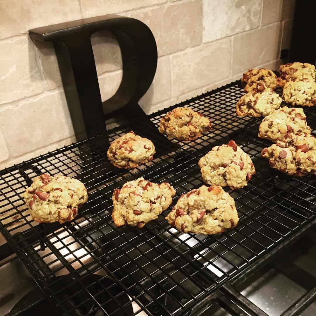 gluten-free chocolate chip cookies, gluten-free recipes, gluten-free, gluten-free snacks, gluten-free dessert