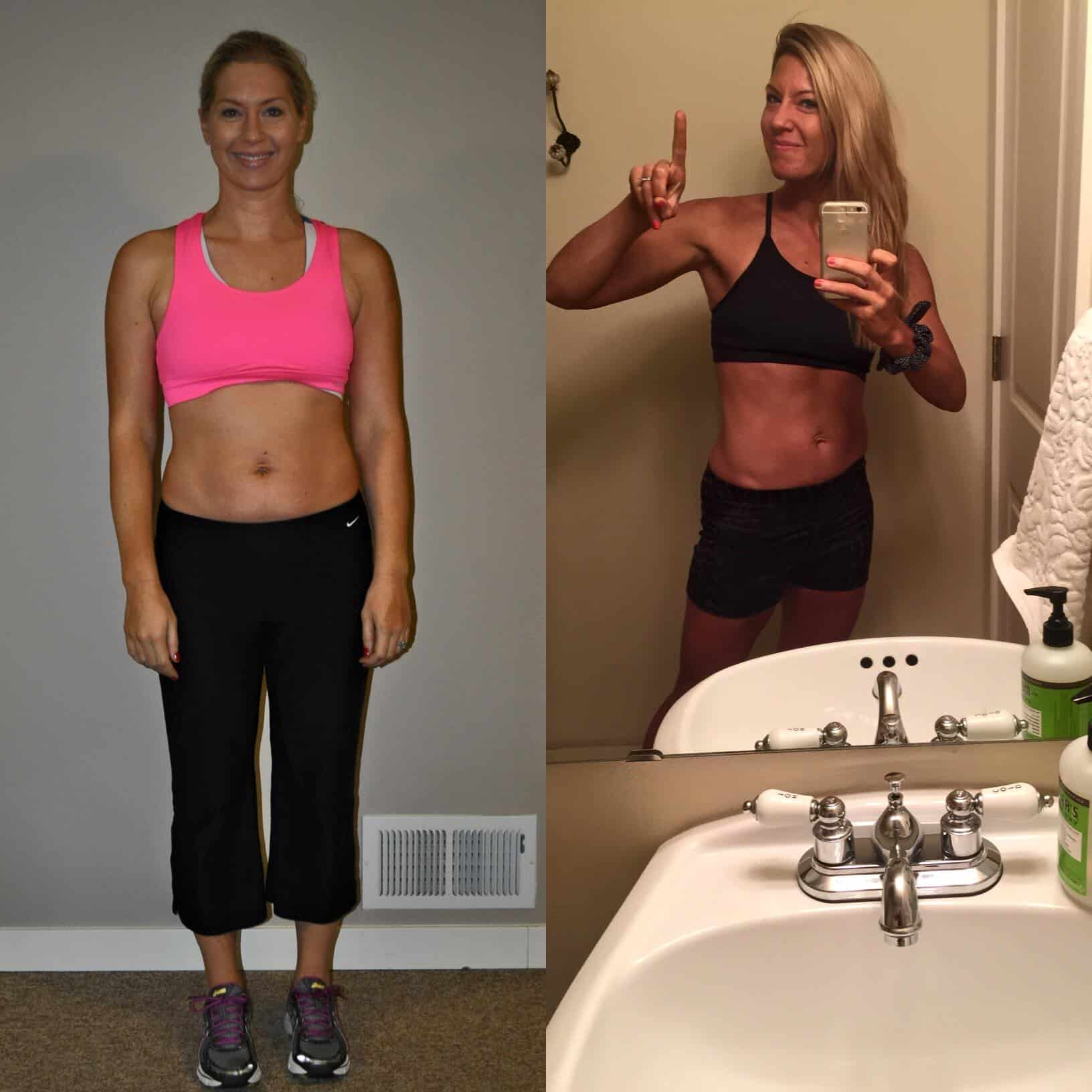 fitness transformation, transformation tuesday, stacy rody