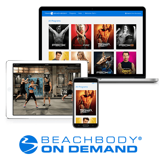 On Demand, Beachbody On Demand, Club Member, home workouts, at home workouts, beachbody, vip, meal plans, healthy meal plans, meal planning, insanity, chalean extreme, free, p90x, p90x2, p90x3,