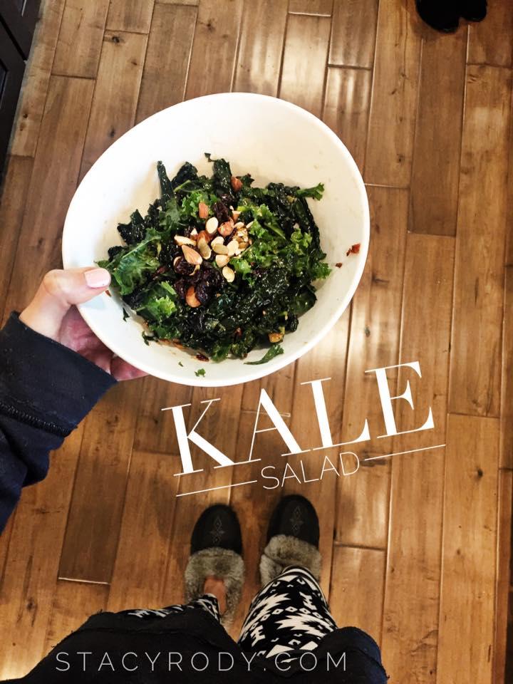 kale, how to prep kale, best way to prepare kale