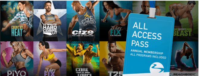 all access pass, beachbody on demand, stacy rody, allacess, all acess
