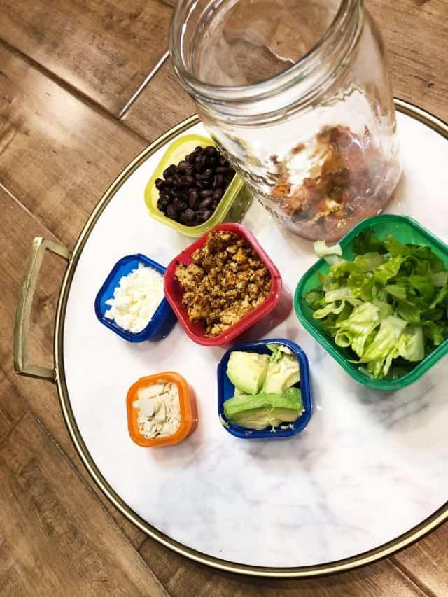 mason jar salads, mason jar salad ideas, mason jar healthy salads,mason jar salads tutorial