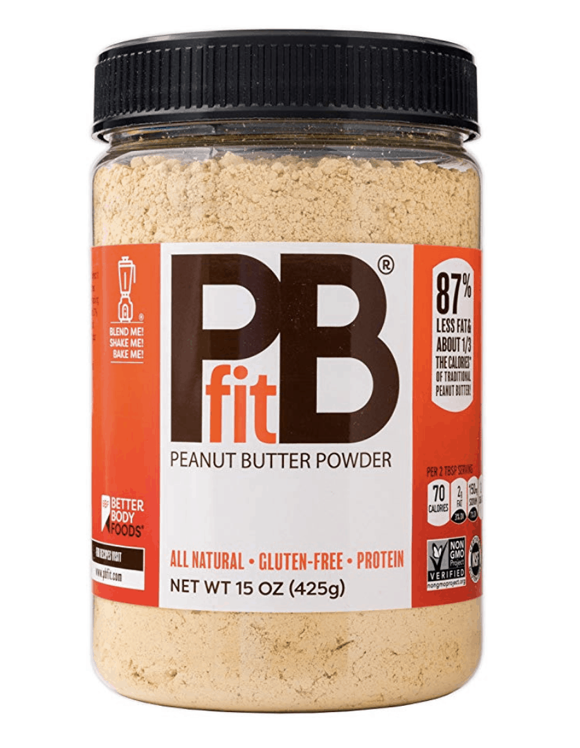 powdered peanut butter, healthy supplement, Stacy's favorite supplements