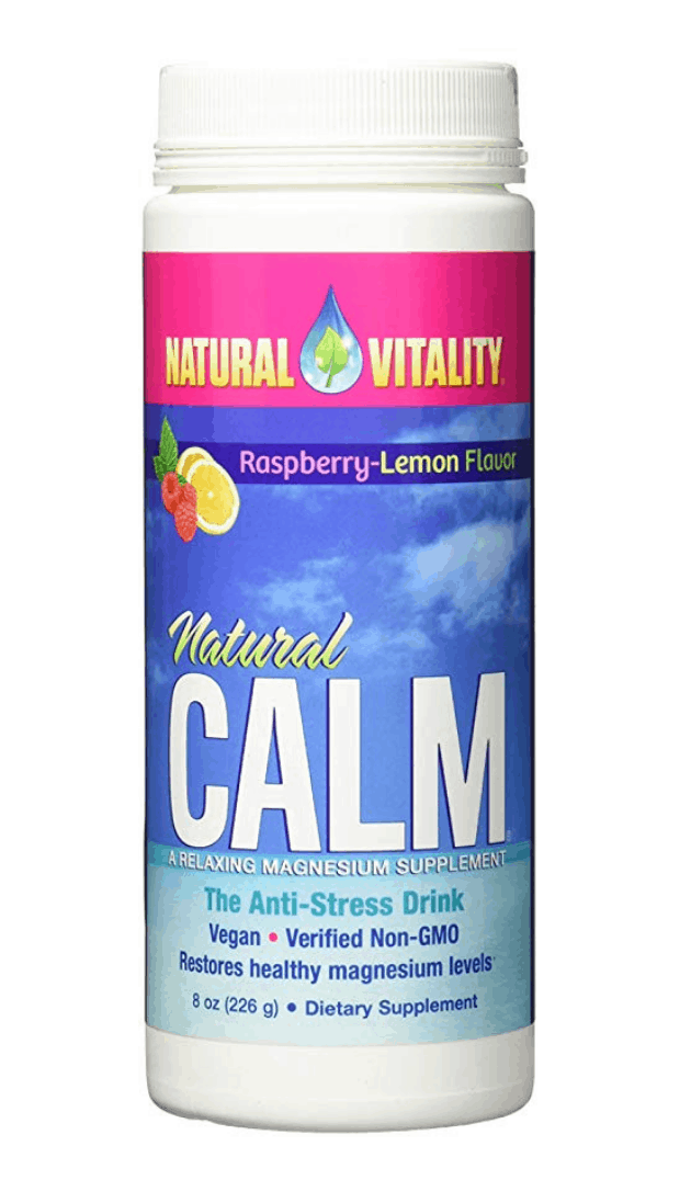 Natural Vitality Natural Calm Diet Supplement, healthy supplement, supplements, Stacy's Favorite Supplements